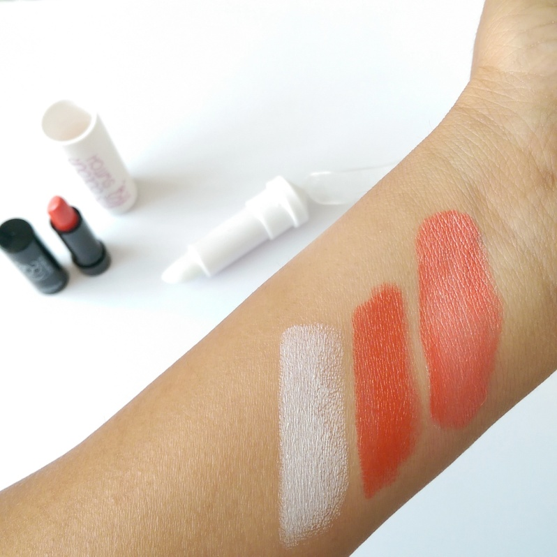 Kiss Cosmetics Colour Switch Swatches