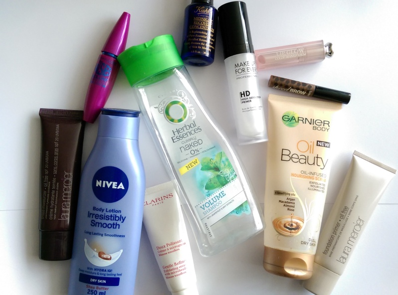 product empties 4