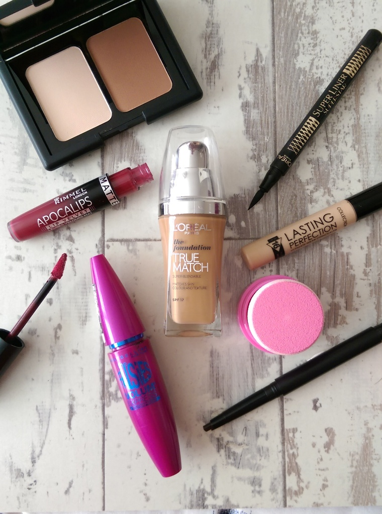 Fall Make Up Look Beauty and the Payroller