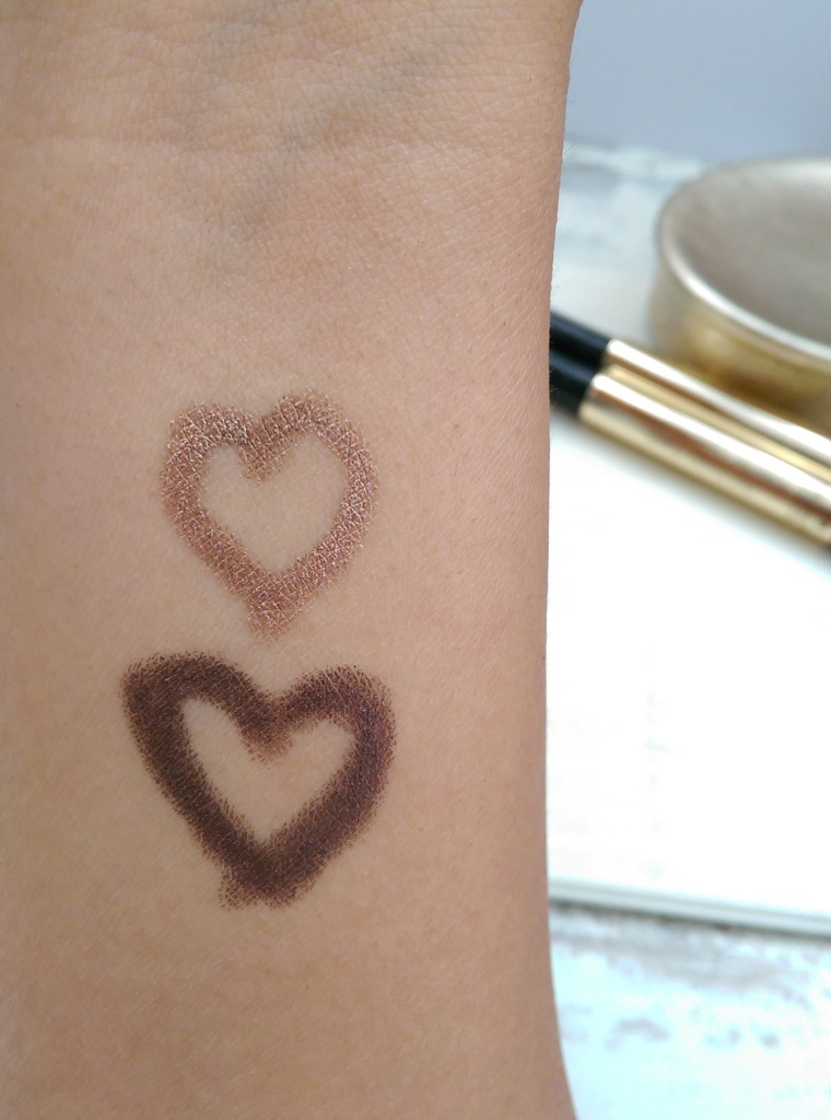By Terry Ombre Black Stars in Bronze Moon and Brown Perfection 3