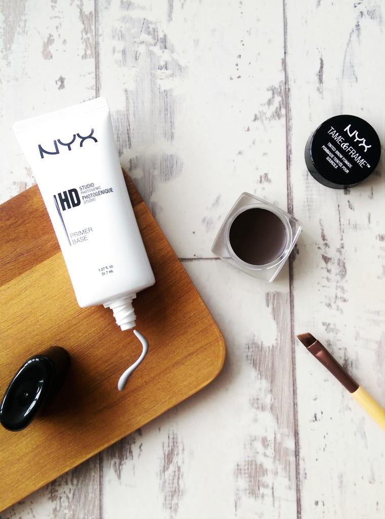 Nyx Cosmetics in Selfridges