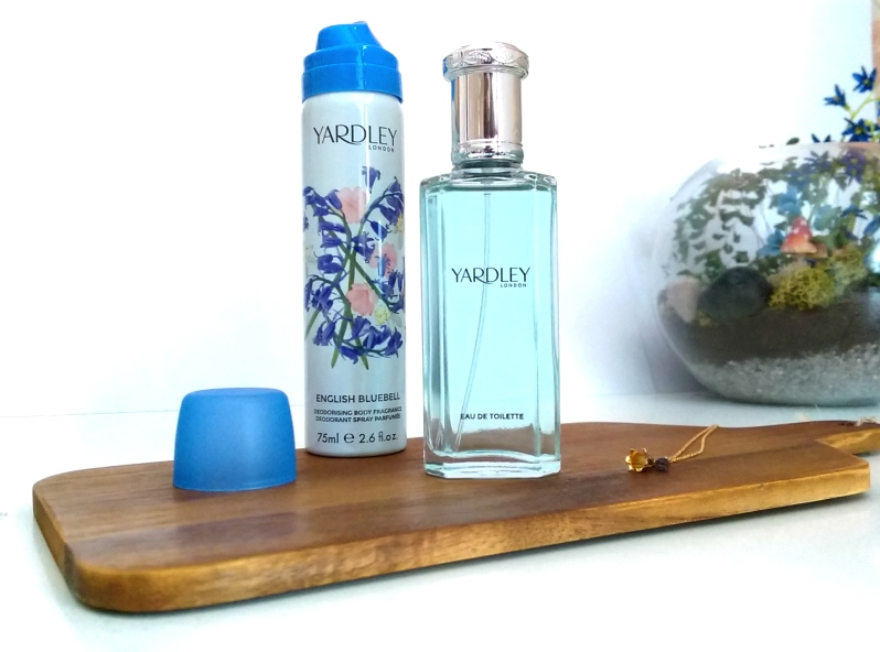 Yardley English Bluebell Fragrance