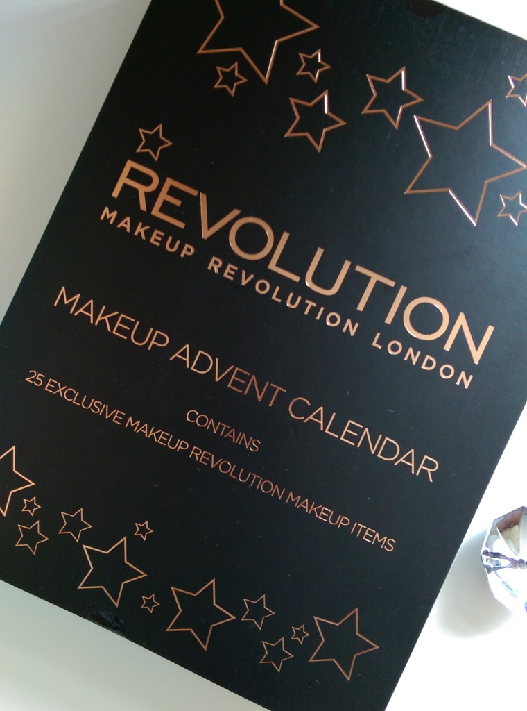 Makeup Revolution Advent Calendar 2015
