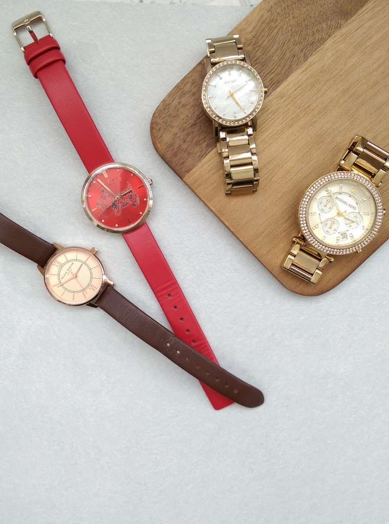 Watch collection Beauty & the Payroller