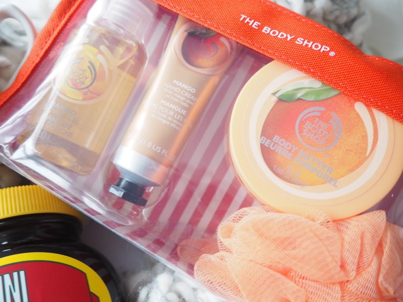 The Body Shop Mango Collection