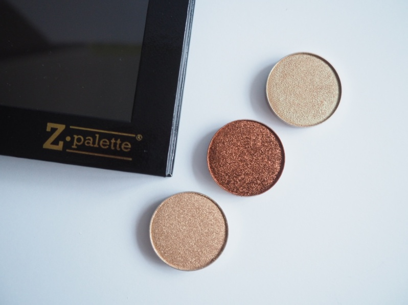 Makeup Geek Eyeshadows & Z Palette