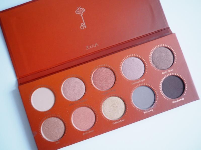 Zoeva Eyeshadow Palette