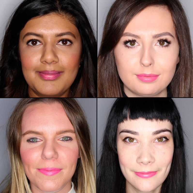 Cosmopolitan Article 1 Lipstick Tested on 100 people