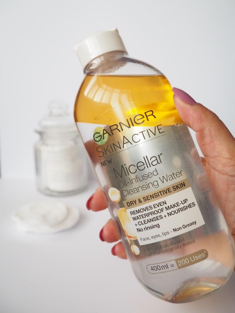 Garnier Oil Infused Micellar Cleansing Water
