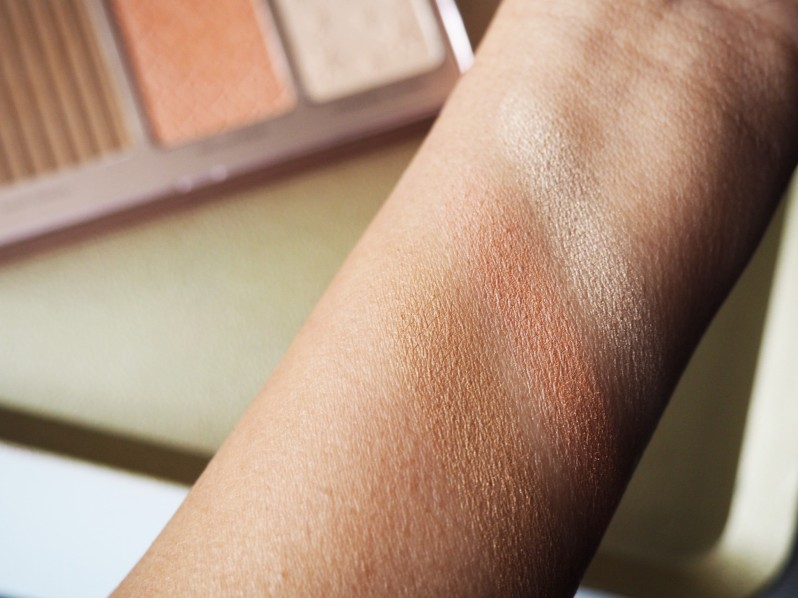 Tanya Burr Peachy Glow Cheek Palette