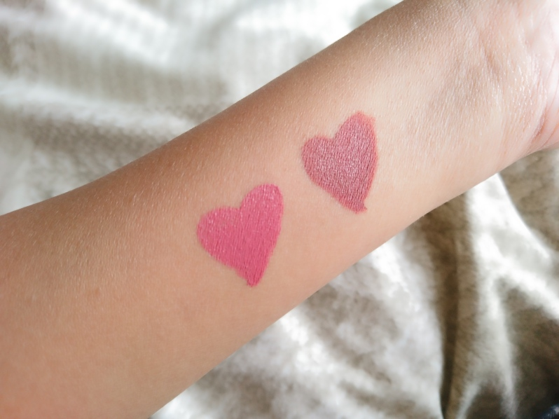 BH Cosmetics Liquid Lipsticks in Clara and Endora