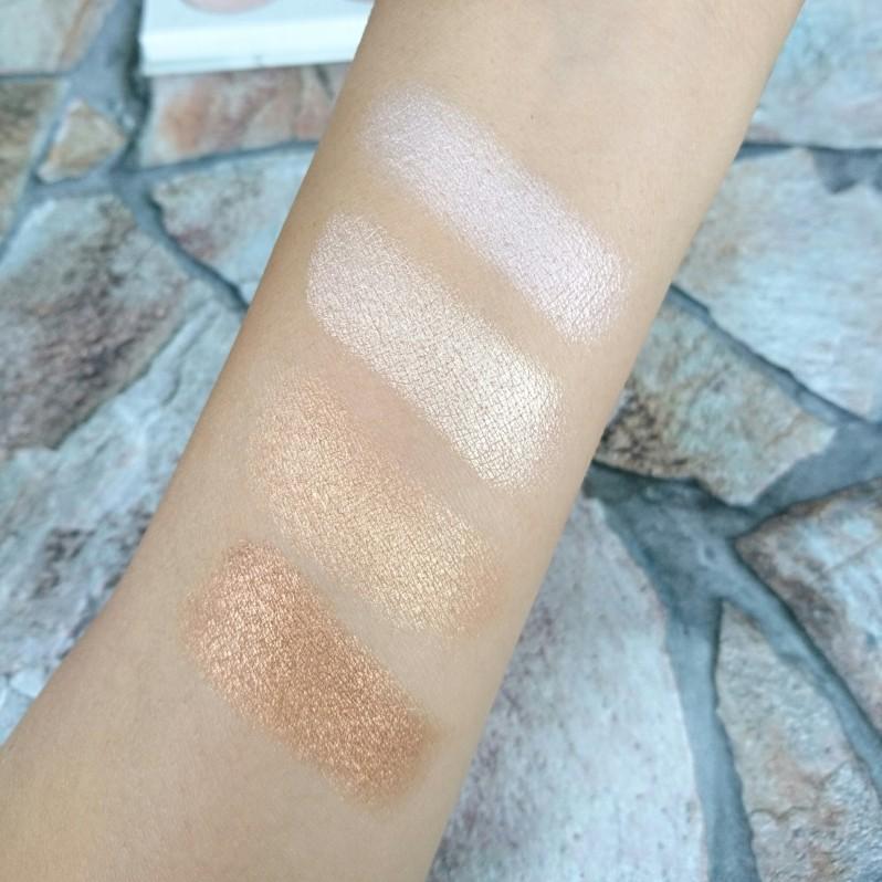 Carli Byble Palette BH Cosmetics 2
