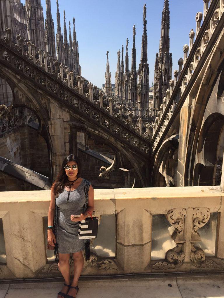 Duomo di Milano Terrace